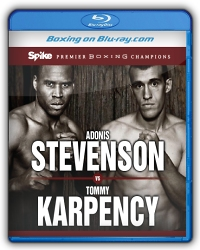 Adonis Stevenson vs. Tommy Karpency