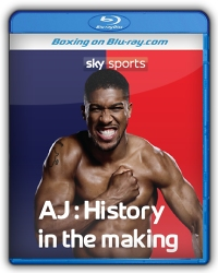 AJ: History in the making