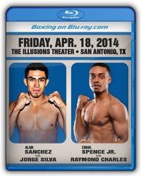 Alan Sanchez vs. Jorge Silva