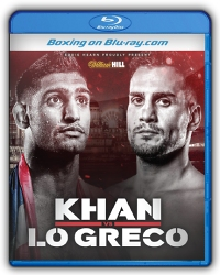 Amir Khan vs. Phil Lo Greco
