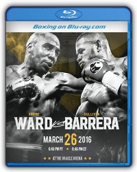 Andre Ward vs. Sullivan Barrera (BoxNation)