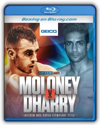 Andrew Moloney vs. Elton Dharry