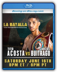 Angel Acosta vs. Carlos Buitrago