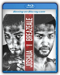 Anthony Joshua vs. Dominic Breazeale (Showtime)