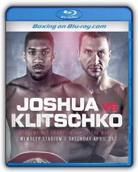 Wladimir Klitschko on Blu-ray Anthony Joshua vs