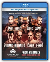 Anthony Yarde vs. Travis Reeves