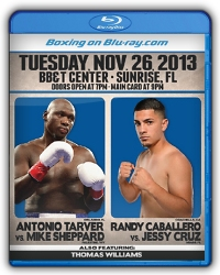 Antonio Tarver vs. Mike Sheppard