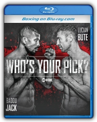 Badou Jack vs. Lucian Bute (Showtime)