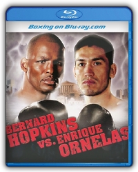 Bernard Hopkins vs. Enrique Ornelas