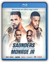 Billy Joe Saunders vs. Willie Monroe Jr.