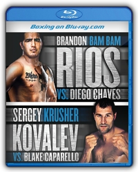 Brandon Rios vs. Diego Chaves
