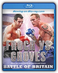 Carl Froch vs. George Groves I