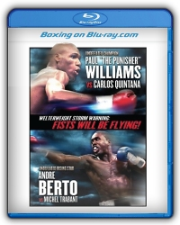 Carlos Quintana vs. Paul Williams I
