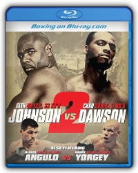 Chad Dawson vs. Glen Johnson II