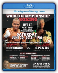 Cornelius Bundrage vs. Cory Spinks II