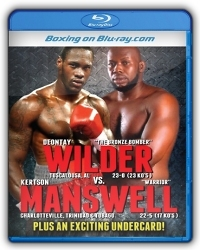 Deontay Wilder vs. Kertson Manswell