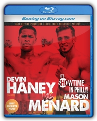 Devin Haney vs. Mason Menard