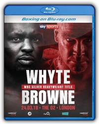 Dillian Whyte vs. Lucas Browne (Sky)