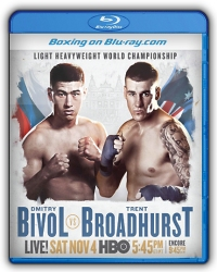 Dmitry Bivol vs. Trent Broadhurst (HBO)