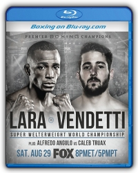 Erislandy Lara vs. Greg Vendetti