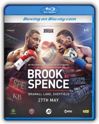 Errol Spence Jr. vs. Kell Brook (Sky)