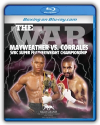 Juan Manuel Marquez on Blu-ray Floyd Mayweather Jr vs