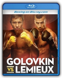 Gennady Golovkin vs. David Lemieux