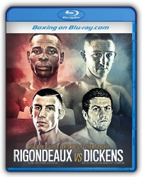 Guillermo Rigondeaux vs. James Dickens