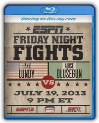 Hank Lundy vs. Ajose Olusegun