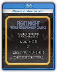 In Jin Chi vs. Michael Brodie I & II