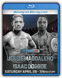 Isaac Dogboe vs. Jessie Magdaleno