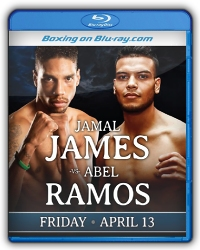 Jamal James vs. Abel Ramos