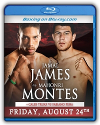 Jamal James vs. Mahonry Montes