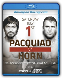 Jeff Horn vs. Manny Pacquiao