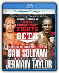 Jermain Taylor vs. Sam Soliman