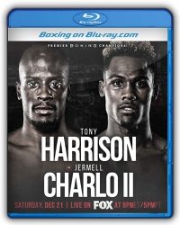Jermell Charlo vs. Tony Harrison II