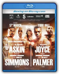 Joe Joyce vs. Donnie Palmer