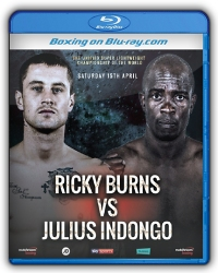 Julius Indongo vs. Ricky Burns