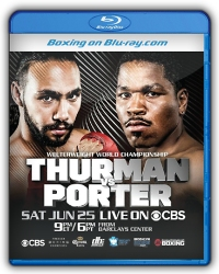 Keith Thurman vs. Shawn Porter (CBS)