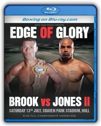 Kell Brook vs. Carson Jones II