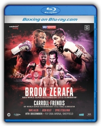 Kell Brook vs. Michael Zerafa