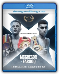 Lee McGregor vs. Ukashir Farooq