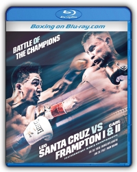 Leo Santa Cruz vs. Carl Frampton I and II