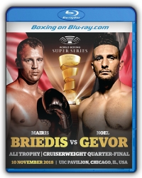Mairis Briedis vs. Noel Gevor