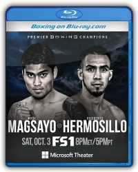 Mark Magsayo vs. Rigoberto Hermosillo