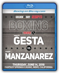 Mercito Gesta vs. Robert Manzanarez