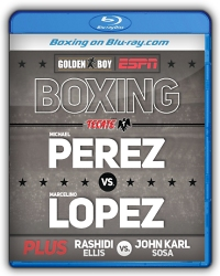 Michael Perez vs. Marcelino Lopez
