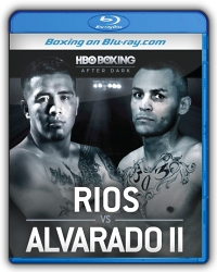 Mike Alvarado vs. Brandon Rios II