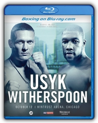 Oleksandr Usyk vs. Chazz Witherspoon