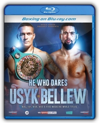 Oleksandr Usyk vs. Tony Bellew